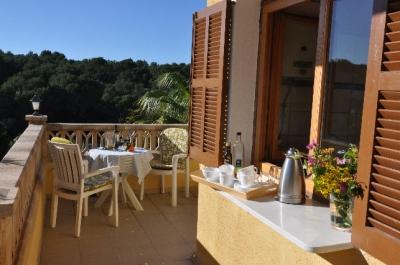 Küchendurchreiche zu Terrassen