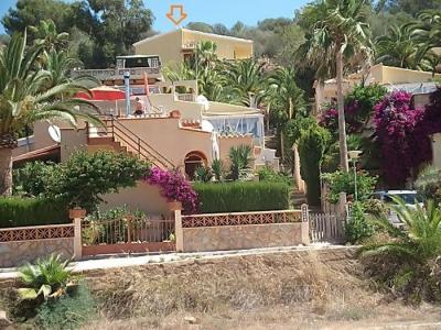 Casa Felipe mit Treppenaufgang