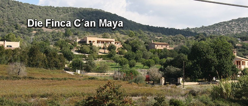 Finca Cán Maya Langelage Mallorca